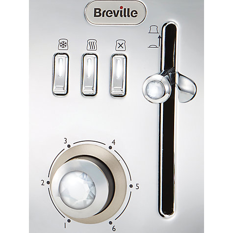 Buy Breville Strata Luminere 2-Slice Toaster Online at johnlewis.com