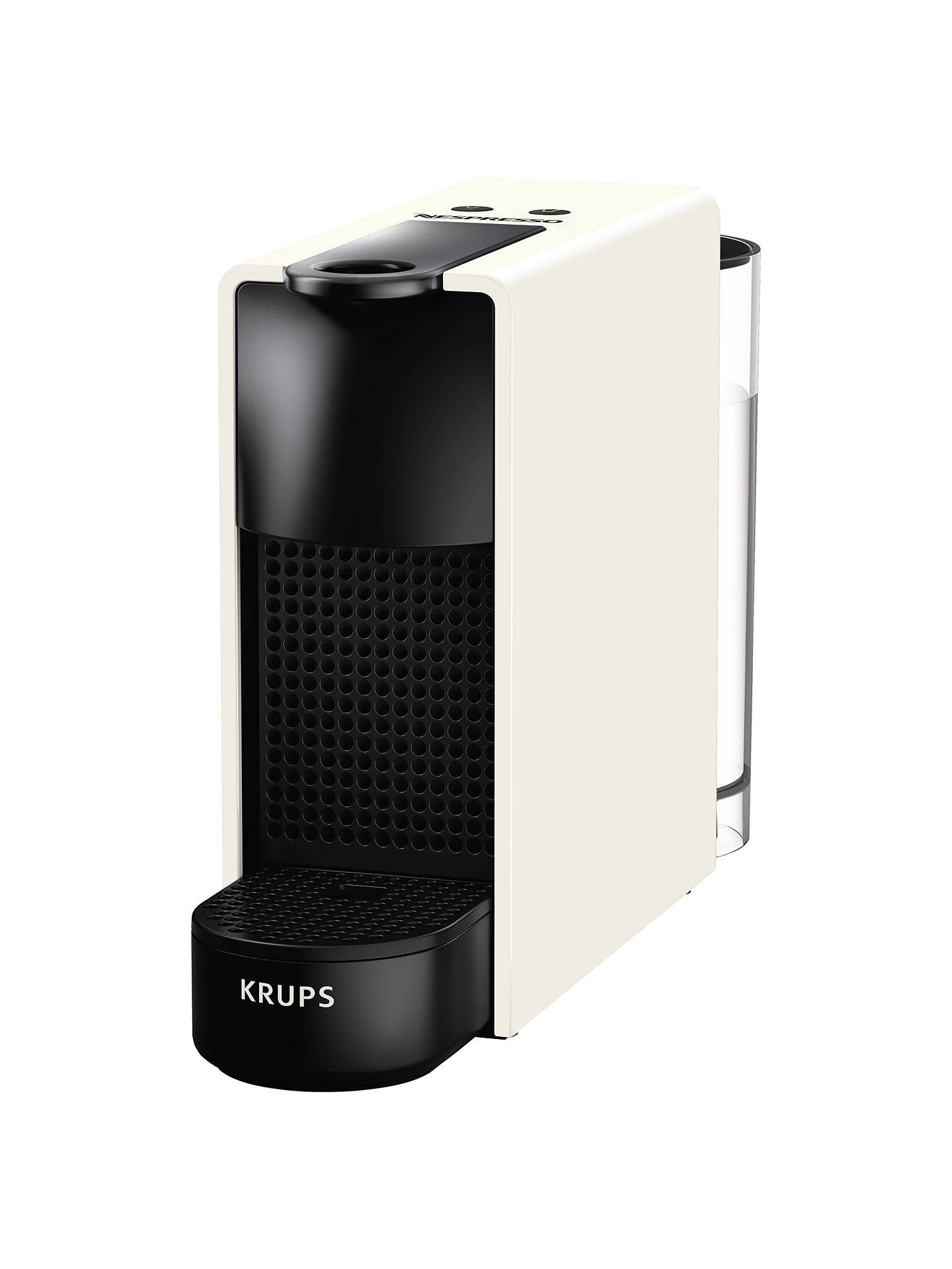 Nespresso Essenza Mini Coffee Machine By Krups At John