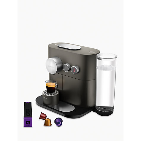 buy nespresso expert m500 coffee machine by magimix john. Black Bedroom Furniture Sets. Home Design Ideas