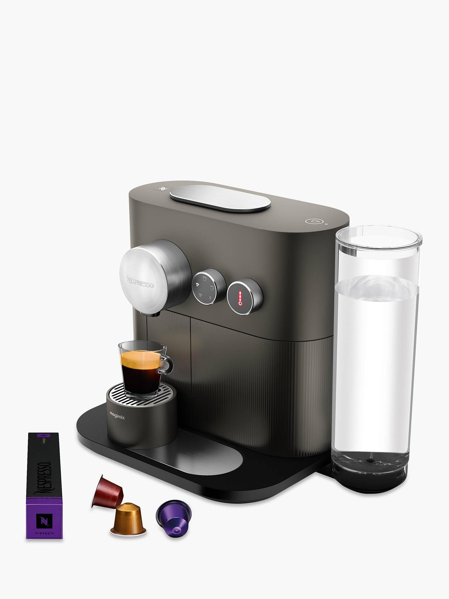 Nespresso Expert M500 Coffee Machine by Magimix at John ...