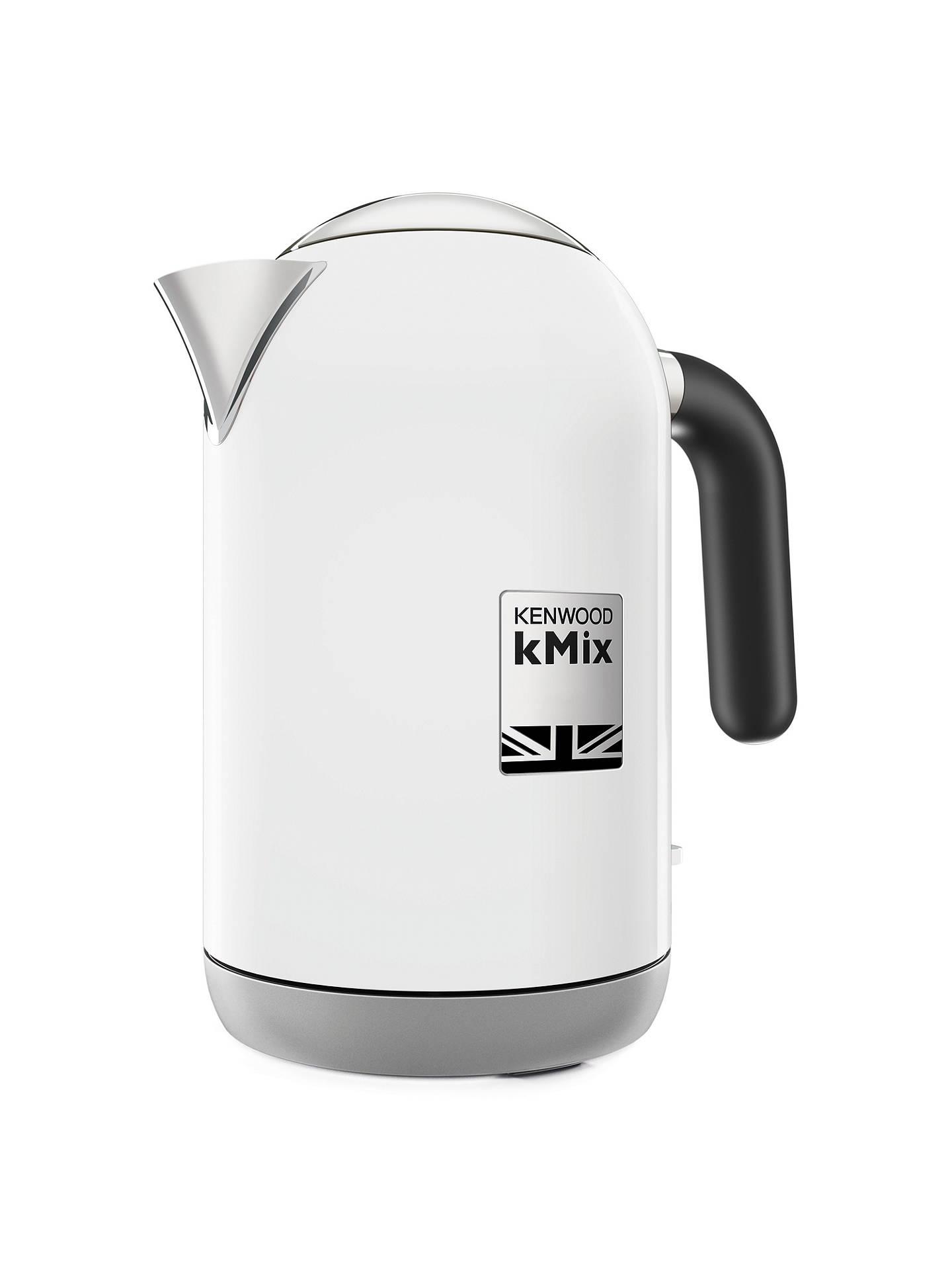 Kenwood Kmix Zjx750 Kettle At John Lewis Amp Partners