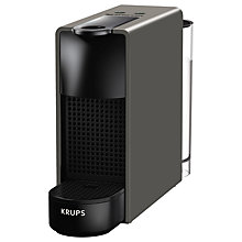 Buy Nespresso Essenza Mini Coffee Machine by KRUPS Online at johnlewis.com