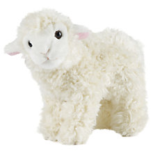 Buy Living Nature Small Standing Lamb Online at johnlewis.com