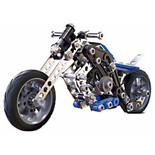 Buy Meccano 5-in-1 Model Motorcycle Set Online at johnlewis.com