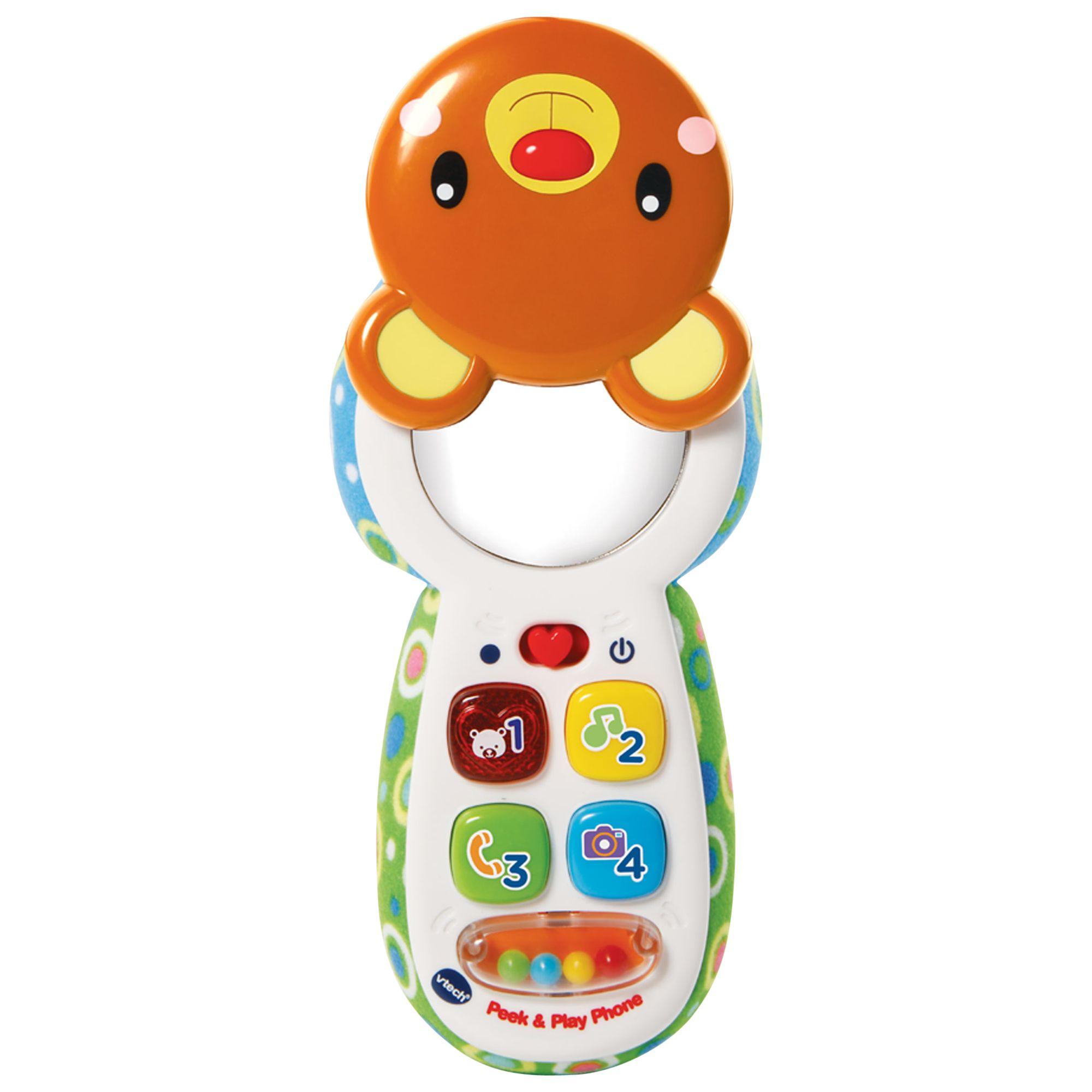 Vtech VTech Peek & Play Phone Baby Toy
