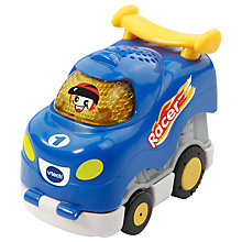 Buy VTech Press N Go Racer Online at johnlewis.com