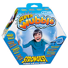 Buy Vivid Super Wubble Bubble Ball Online at johnlewis.com