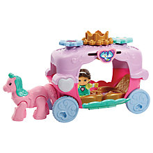 Buy VTech Princess Lily Carriage Online at johnlewis.com