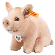 Buy Steiff Sissi Piglet 15cm Soft Toy Online at johnlewis.com