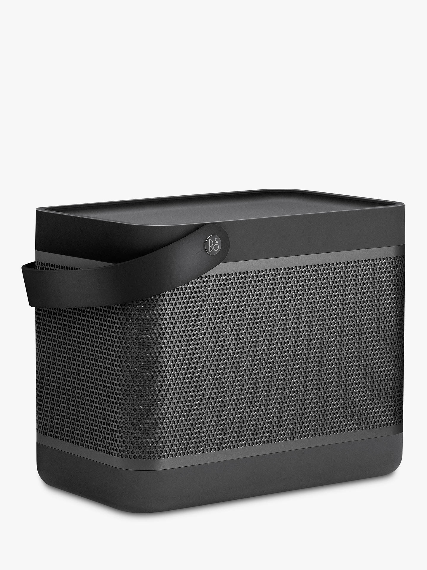 BuyB&O PLAY by Bang & Olufsen Beolit17 Portable Bluetooth Speaker, Stone Grey Online at johnlewis.com