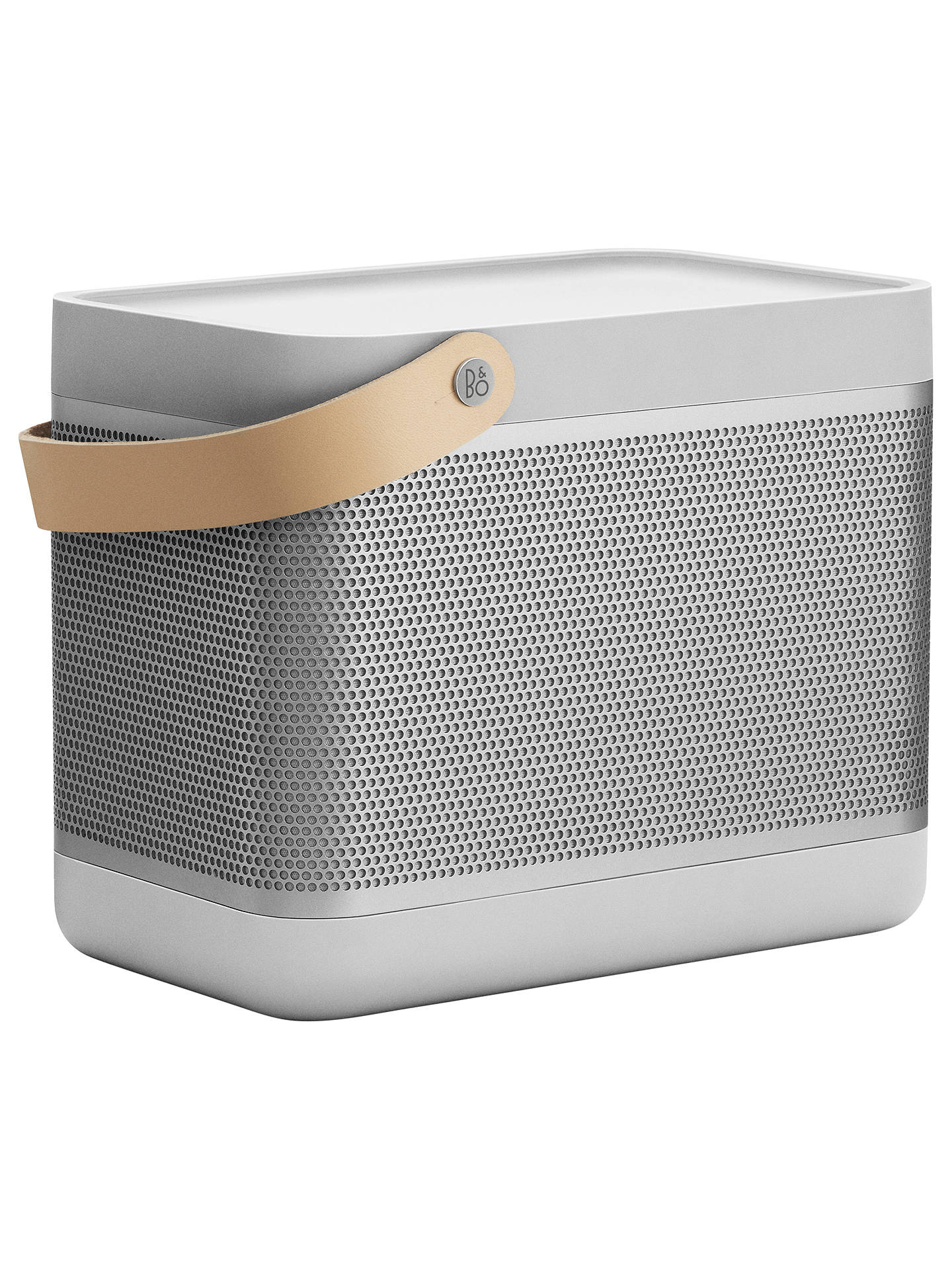 Buy Bang & Olufsen Beolit17 Portable Bluetooth Speaker, Natural Online at johnlewis.com
