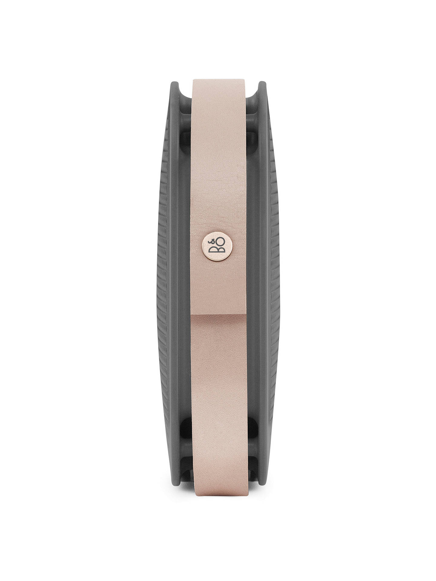 Buy Bang & Olufsen Beoplay A2 Active Portable Bluetooth Speaker, Charcoal Sand Online at johnlewis.com