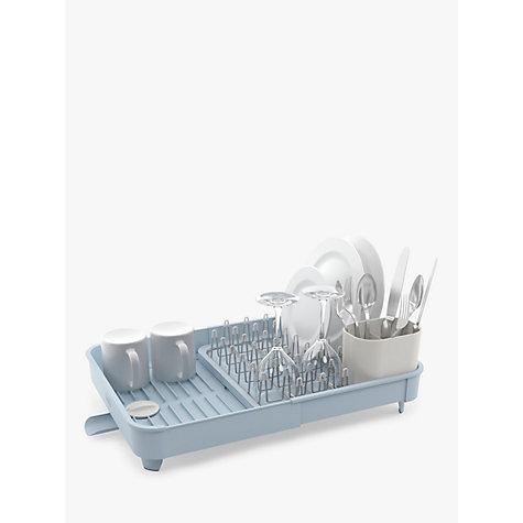 Buy Joseph Joseph Extend Expandable Dish Rack Blue Grey