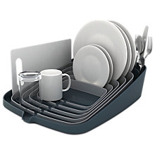 Buy Joseph Joseph Arena Dish Rack, Grey Online at johnlewis.com