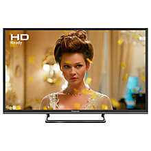 "Buy Panasonic 32ES503BSAT LED HD Ready 720p Smart TV, 32"" With Freeview Play, Freesat HD & Adaptive Backlight Dimming, Black Online at johnlewis.com"