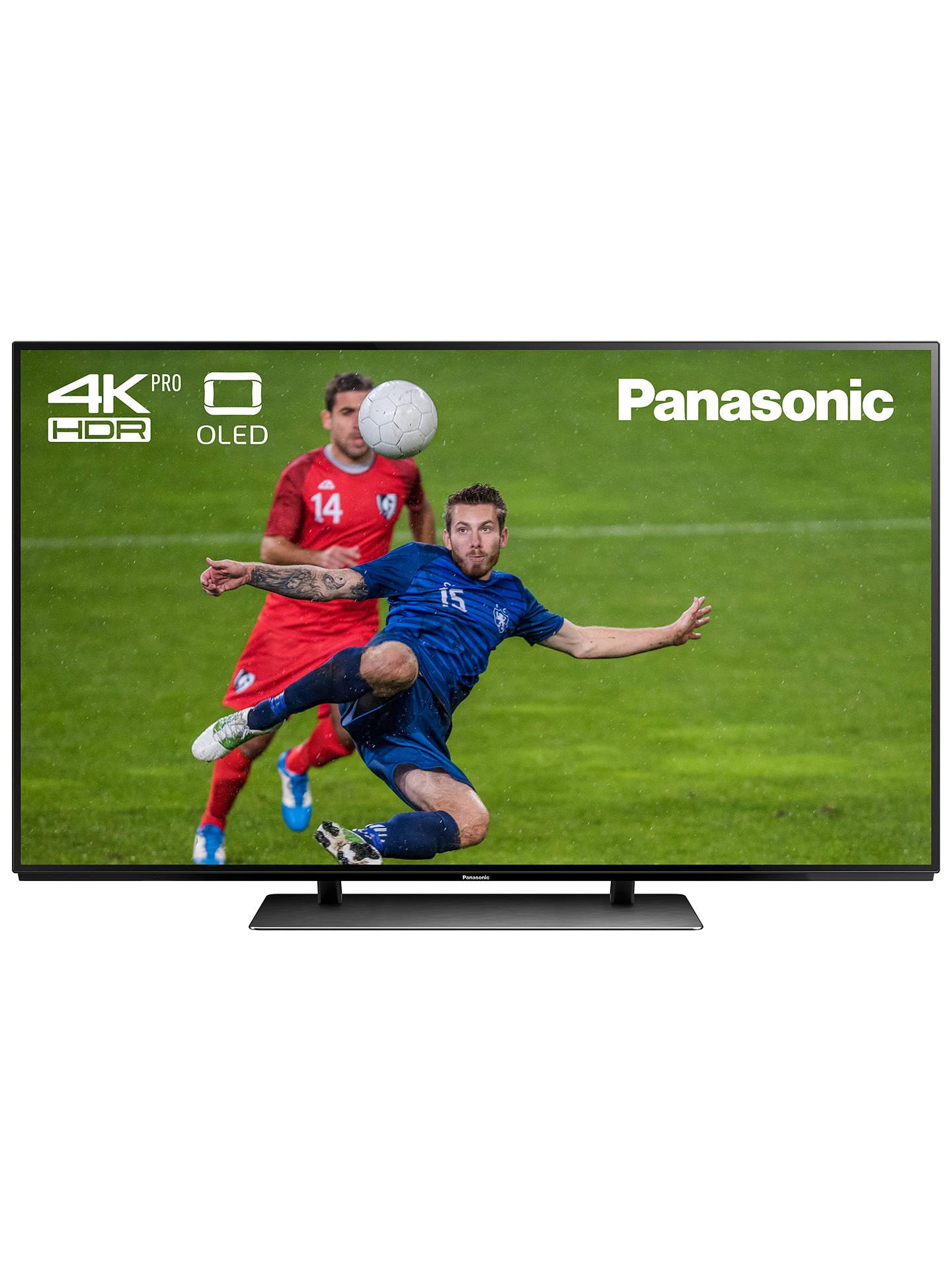 Panasonic TX-55EZ952B OLED HDR 4K Ultra HD Smart TV, 55
