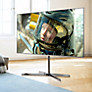 "Buy Panasonic 58EX750B LED HDR 4K Ultra HD 3D Smart TV, 58"" with Freeview Play/Freesat HD & Height Adjustable Swivel Stand, Ultra HD Certified, Silver Online at johnlewis.com"