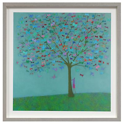 Emma Brownjohn – Magic Tree Framed Print, 50 x 50cm