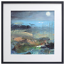 Buy Lesley Birch - Time & Tide Framed Canvas Print, 50 x 50cm Online at johnlewis.com
