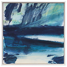 Buy Jane Askey - Storm Approaching Canvas Framed Print, 85 x 85cm Online at johnlewis.com