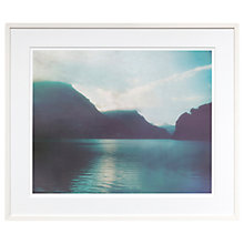 Buy Robert Cadloff - Alpine High Framed Print, 66 x 78cm Online at johnlewis.com