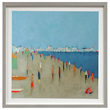 Buy Emma Brownjohn - Noon Days Framed Print, 50 x 50cm Online at johnlewis.com