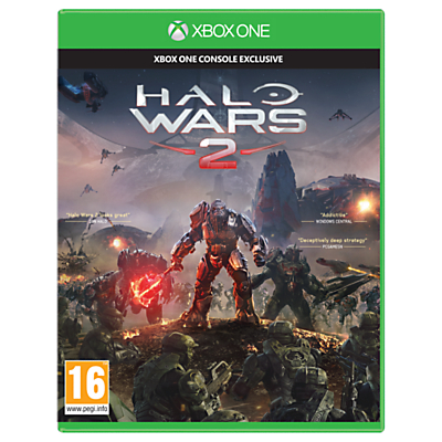Image of Halo Wars 2, Xbox One
