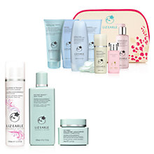 Buy Liz Earle Your Daily Routine Bundle with Cleanse & Polish™ Rose & Lavender & In Love with Botanicals Collection Online at johnlewis.com