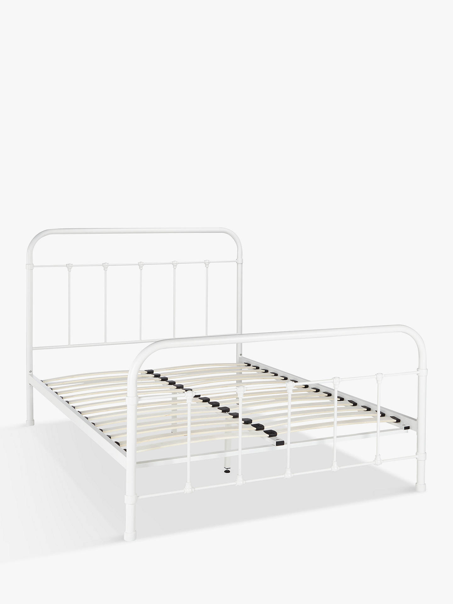 John Lewis Partners Botanist Metal Bed Frame Double At John Lewis