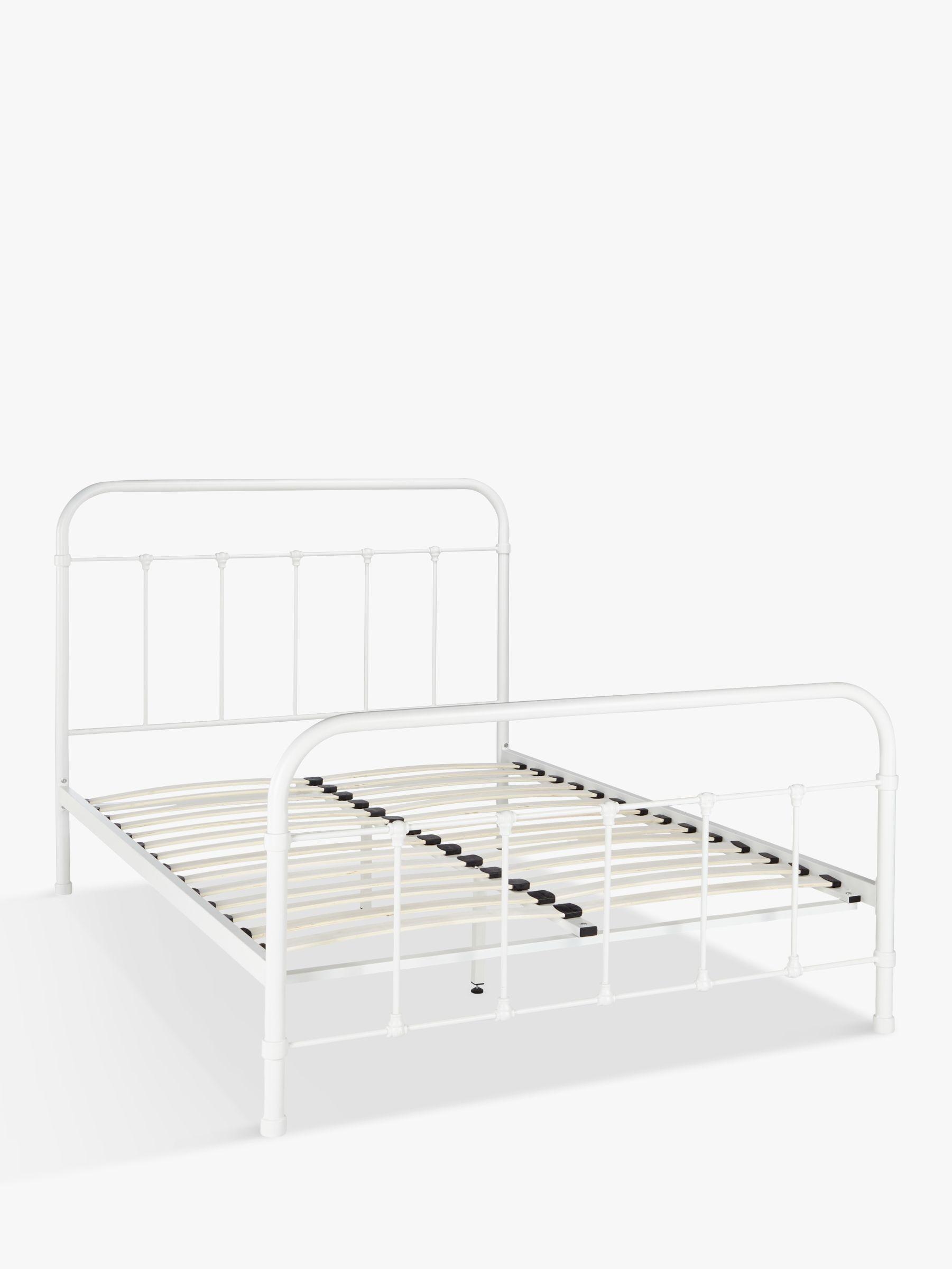 John Lewis Partners Botanist Metal Bed Frame Double At John Lewis Partners