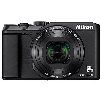 "Image of Nikon COOLPIX A900 Digital Camera, 20.3MP, 4K Ultra HD, 35x Optical Zoom, Wi-Fi, Bluetooth & 3"" LCD Tiltable Screen"
