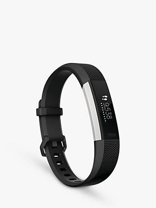 Fitbit Alta HR Heart Rate and Fitness Tracker, Large