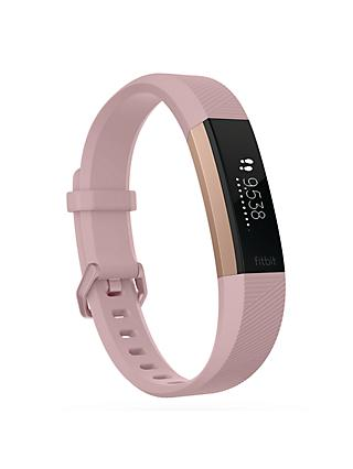 Fitbit Special Edition Alta HR Heart Rate and Fitness Tracker, Large