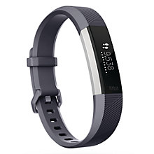 Buy Fitbit Alta HR Heart Rate and Fitness Tracker, Small Online at johnlewis.com