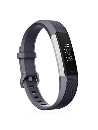 Fitbit Alta HR Heart Rate and Fitness Tracker, Small