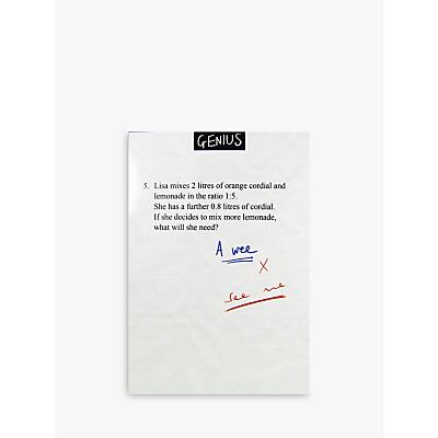 Woodmansterne Exam Cordial Greeting Card