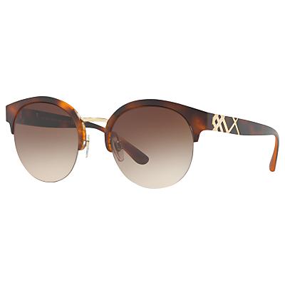 Burberry BE4241 Round Sunglasses