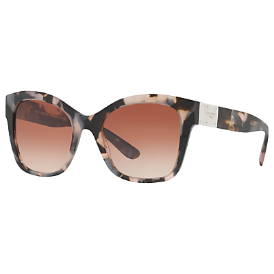 Dolce & Gabbana DG4309 Square Sunglasses, Tortoise