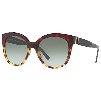 Burberry BE4243 Cat's Eye Sunglasses