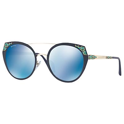 BVLGARI BV6095 Round Sunglasses
