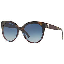 Buy Burberry BE4243 Cat's Eye Sunglasses Online at johnlewis.com