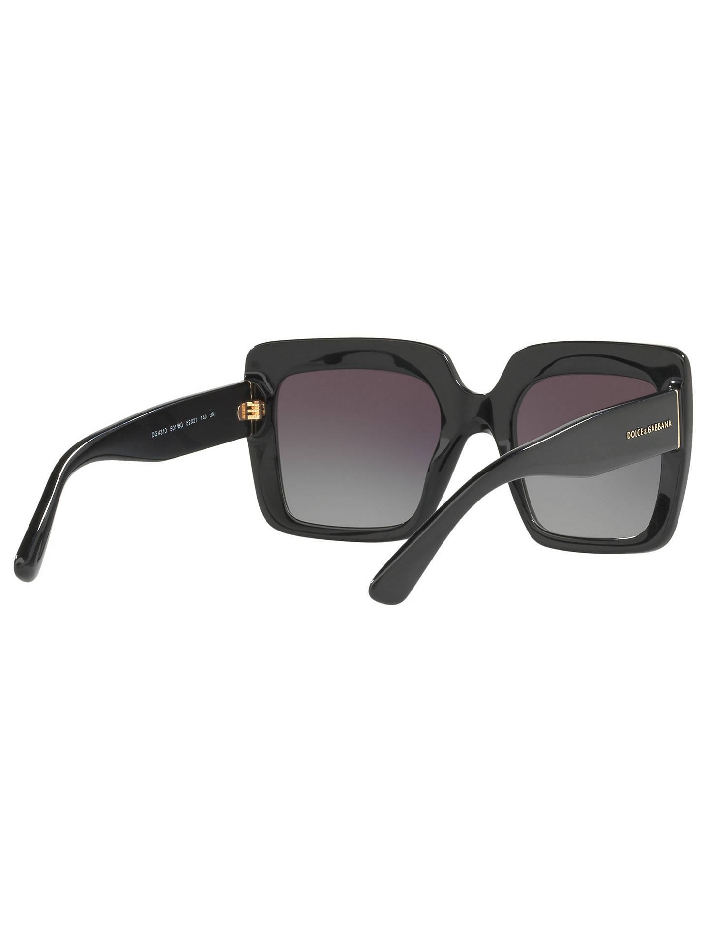 628a9a31f897 ... Buy Dolce   Gabbana DG4310 Oversize Square Sunglasses