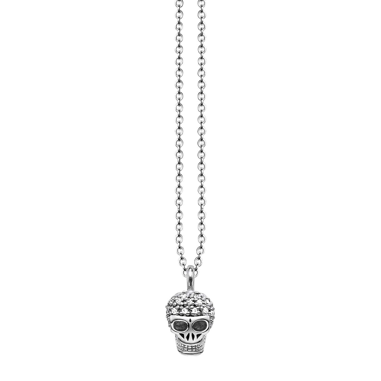 skull com gnoce cute necklace