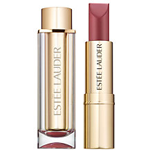 Buy Estée Lauder Pure Color Love Lipstick, Crème Online at johnlewis.com