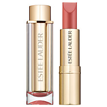 Buy Estée Lauder Pure Color Love Lipstick, Matte Online at johnlewis.com