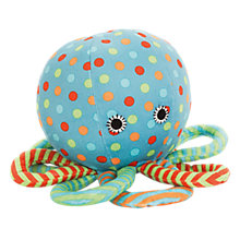 Buy Jellycat Baby Under the Sea Octopus Soft Toy Online at johnlewis.com