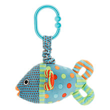 Buy Jellycat Baby Under the Sea Fish Soft Toy Online at johnlewis.com