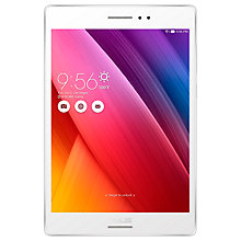"Buy ASUS Z580C ZenPad S 8.0 Tablet, Android, 32GB, Wi-Fi, 8"" Online at johnlewis.com"