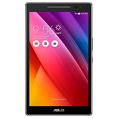 Image of ASUS Z380M ZenPad 8.0 Tablet, Android, Wi-Fi, 16GB, 8