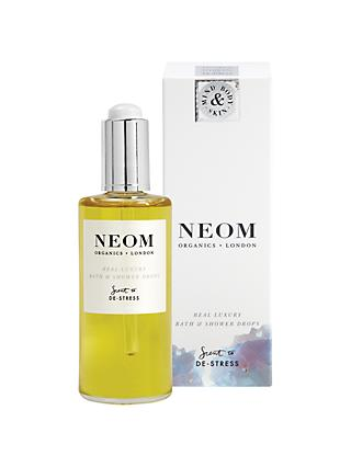 Neom Organics London Real Luxury Bath & Shower Drops, 100ml
